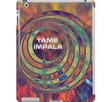 Tame Impala Poster Variation #2 iPad Case/Skin