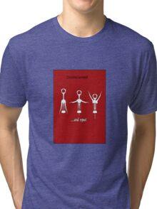 Christmas Workout Tri-blend T-Shirt