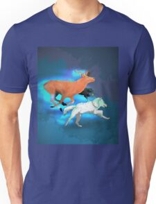 Wormtail, Padfoot, Moony and Prongs Unisex T-Shirt