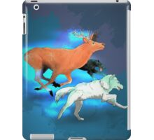 Wormtail, Padfoot, Moony and Prongs iPad Case/Skin