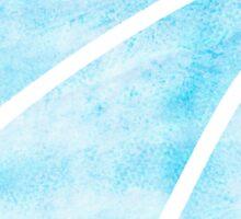 Basketball Blue Sticker