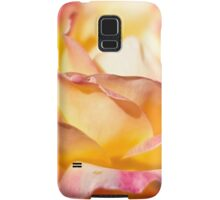 Rest in piece my friend - All Proceeds to Canadian Breast Cancer Foundation - Peace Roses Samsung Galaxy Case/Skin