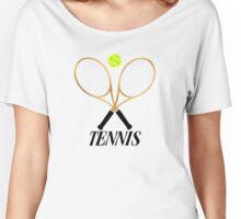 Tennis Women's Relaxed Fit T-Shirt