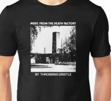 Throbbing Gristle - Music From the Death Factory Unisex T-Shirt