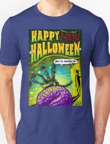 Halloween Brain Party  T-Shirt