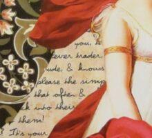 Liberty Belle Sticker