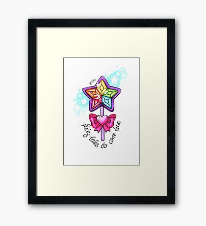 magic Framed Print