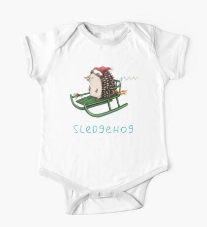 Sledgehog One Piece - Short Sleeve