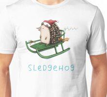 Sledgehog Unisex T-Shirt