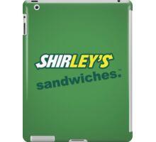 Shirley's Sandwiches iPad Case/Skin