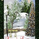 Seasons Greetings by Vickie Emms