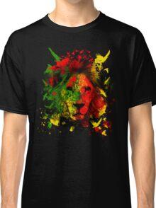 Rasta Lion Classic T-Shirt