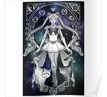 Princess of the Moon (Astral Variant) Poster