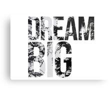 Dream Big! Metal Print