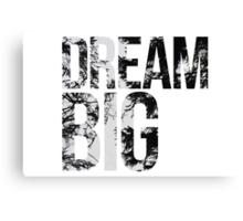 Dream Big! Canvas Print