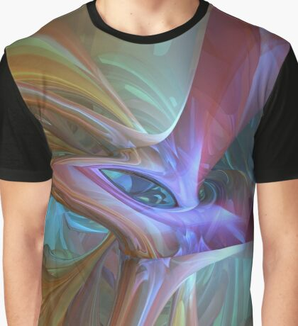 Abstract composition 137 Graphic T-Shirt