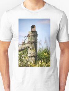 Country Birdhouse Unisex T-Shirt
