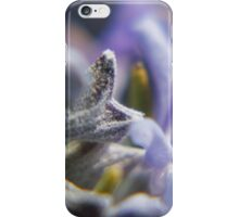 Light Purple Flower iPhone Case/Skin