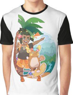 Hau Graphic T-Shirt