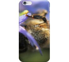 Hide and seek bee iPhone Case/Skin