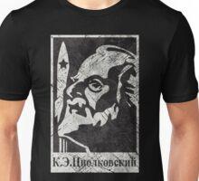 CCCP Soviet Rocket Scientist Unisex T-Shirt