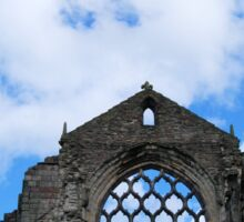 Holyrood Abbey Sticker