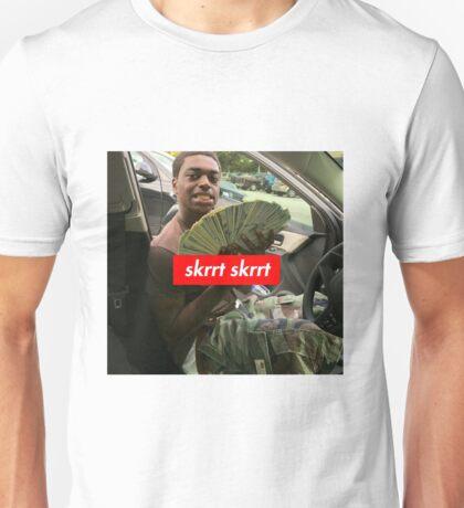 Supreme x Kodak Black x Skrr Skrr Unisex T-Shirt