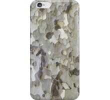 Sycamore Bark iPhone Case/Skin