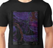 USGS TOPO Map Arkansas AR Mayflower 259043 1987 24000 Inverted Unisex T-Shirt
