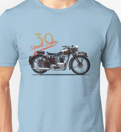 The Speed Twin 1939 Unisex T-Shirt