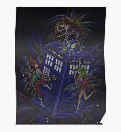 TARDIS 1 Poster