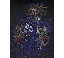 TARDIS 1 Photographic Print
