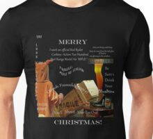 Christmas Story Quotes Unisex T-Shirt