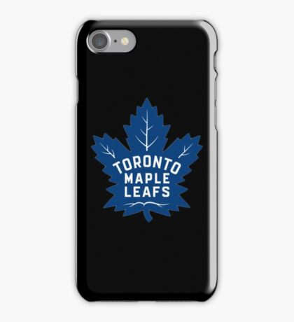 National Hockey League - Toronto Maple Leafs iPhone Case/Skin