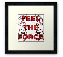 Star Wars, Darth Maul, Feel the Force Framed Print