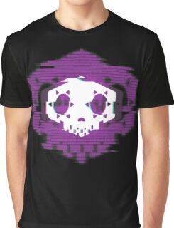 Hacking Sombra Graphic T-Shirt