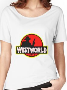 Westworld Park Women's Relaxed Fit T-Shirt