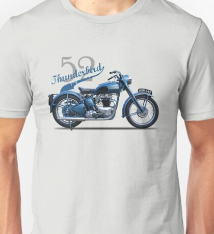 The 52 Thunderbird Unisex T-Shirt