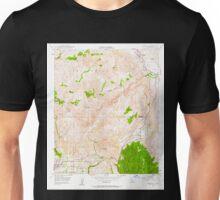 USGS TOPO Map California CA Temecula 300832 1948 24000 geo Unisex T-Shirt
