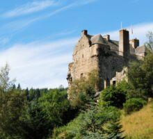 Neidpath Castle Sticker