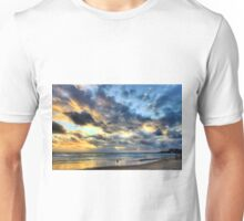 entering into the sea world.... Unisex T-Shirt