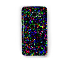 Shattered and coloured Samsung Galaxy Case/Skin