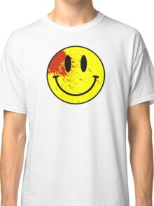 Acid House Smiley Face - Bloodied Classic T-Shirt