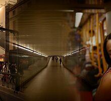 Me encanta el metro by nutz