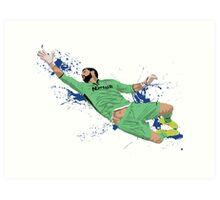 Julian Speroni Art Print