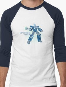Optimus Time Men's Baseball ¾ T-Shirt