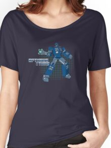 Optimus Time Women's Relaxed Fit T-Shirt