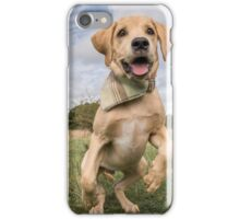 Bouncing Pup iPhone Case/Skin