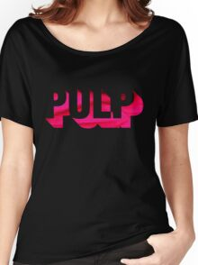 Pulp - This Is Hardcore Women's Relaxed Fit T-Shirt
