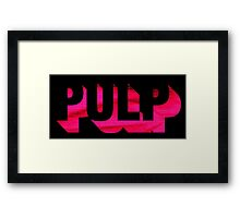 Pulp - This Is Hardcore Framed Print
